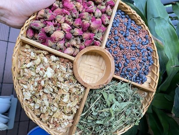 Nên mua trà hoa ngũ cốc tại những địa chỉ uy tín
