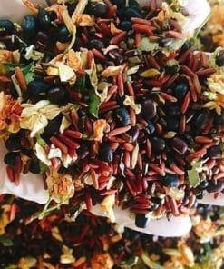 Trà hoa ngũ cốc có nhiều công dụng