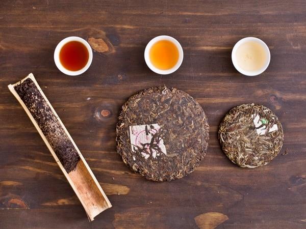 Có nhiều cách để phân loại trà phổ nhĩ
