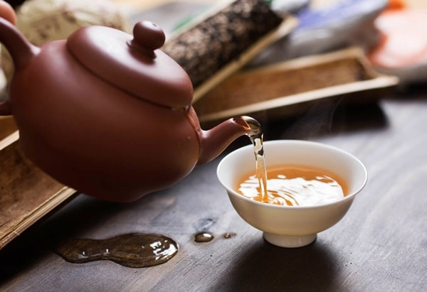 Người pha trà nên áp dụng đúng các bước để có ấm trà ngon