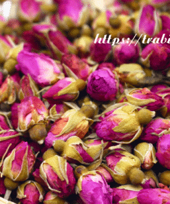 Trà hoa hồng cao cấp Eco Health của Trà Biếu