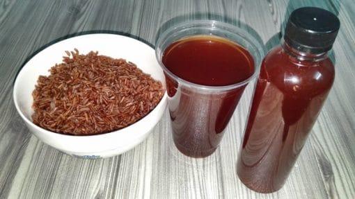 Trà gạo lứt không có hương vị thơm ngon, cuốn hút như trà sữa nhưng lại rất tốt cho sức khỏe