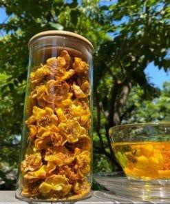 Trà hoa vàng khô loại xịn có giá từ 15 - 17 triệu VNĐ/ kg