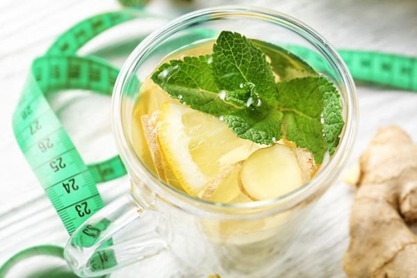 Có rất nhiều công thức làm trà detox để giảm cân, thải độc