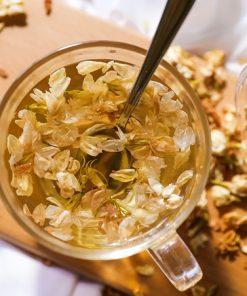 Bạn có thể dùng trà lại để giảm cholesterol trong máu, phòng ngừa bệnh tim