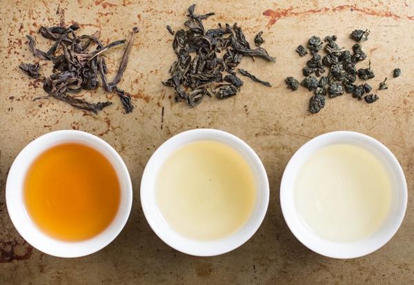 Trên thị trường có nhiều loại trà Ô Long khác nhau