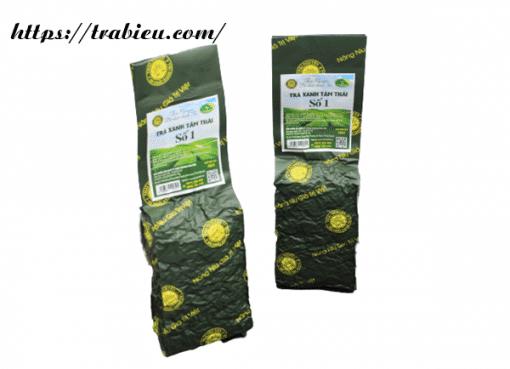 Trà xanh Tâm Thái số 1 - sản phẩm trà Thái Nguyên thượng hạng, được nhiều người yêu thích