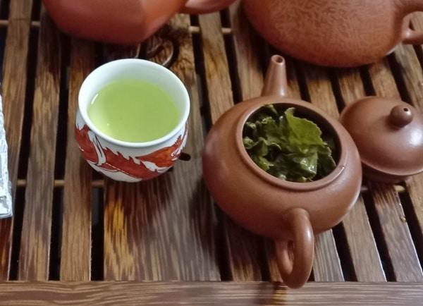 Cần pha trà đúng cách thì mới có chén trà Thiết Quan Âm ngon