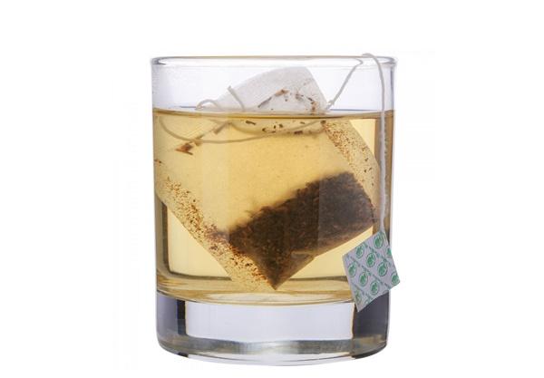 Nên dùng đúng liều lượng, nếu không thể tự cân đo thì có thể dùng trà túi lọc