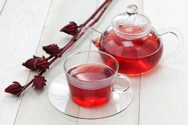 Vừa uống trà bụp giấm vừa tập luyện điều độ là cách giảm cân, giữ dáng hiệu quả