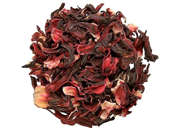 Không nên uống quá nhiều trà Hibiscus
