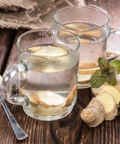Thời điểm uống sẽ ảnh hưởng đến công dụng của trà gừng với sức khỏe