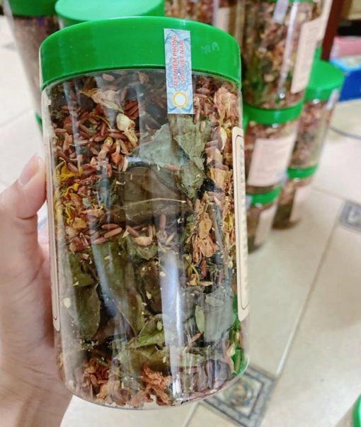 Nên mua trà ngũ cốc tâm sen chất lượng cao, được làm từ nguyên liệu tuyển chọn kỹ lưỡng