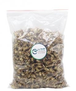 Bạn có thể liên hệ Trà Biếu để mua nụ hoa atiso sấy khô Eco Health