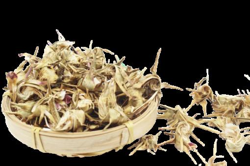 Bạn có thể uống nước nấu từ hoa atiso khô để giảm cholesterol 'xấu'